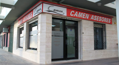 Asesoría Camen, SL - Fachada