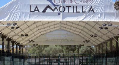 Club de Campo La Motilla - Instalaciones deportivas