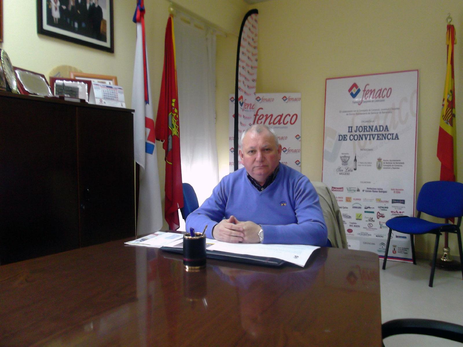 José Manuel Cordero Alcocer - Presidente