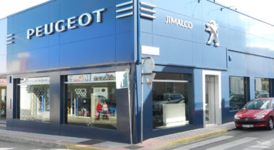 Jimalco - Exterior