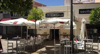 Café Bar La Estrella - Exterior