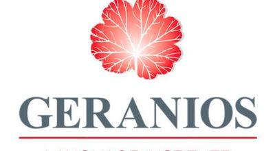 Geranios Language Institute - Logo