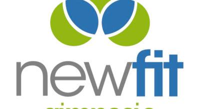 Gimnasio NewFit - Logo