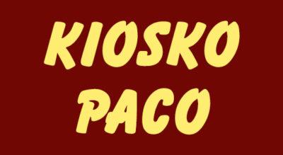 Kiosko Paco - Logo