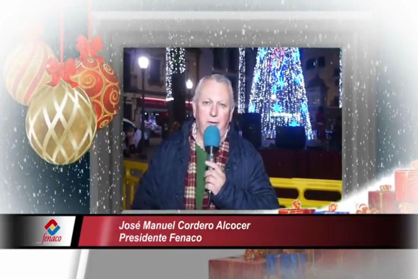 Video de Felicitación de Navidad Fenaco 2018